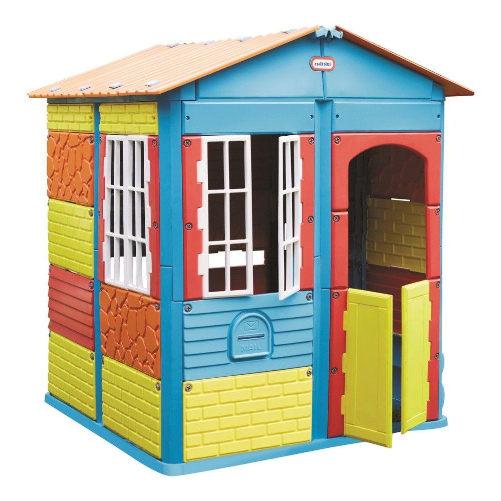 Little Tikes Kids Playhouses Build A House Build A House