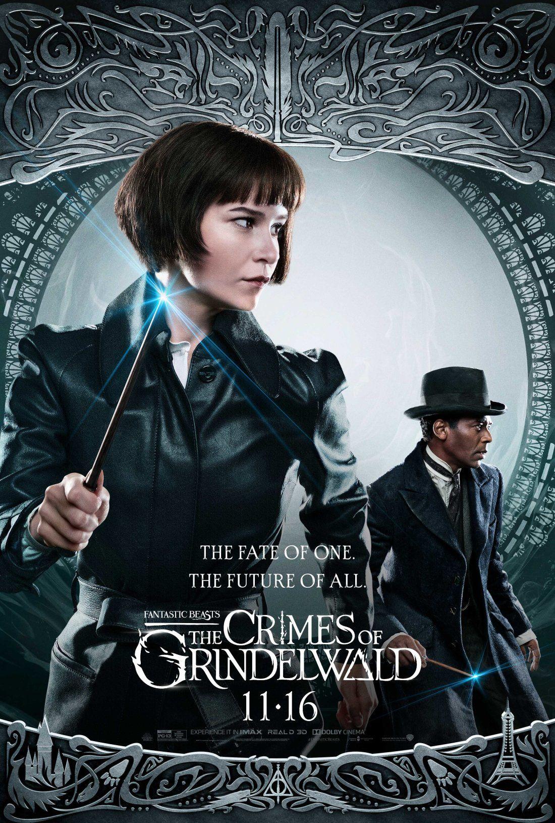 Regarder Animaux Fantastiques 2 Les Crimes De Grindelwald En Streaming New Fantastic Beasts The Crimes Of Grindelwald Posters Revealed Les Animaux Fantastiques Animaux Fantastiques Les Animaux Fantastiques 2