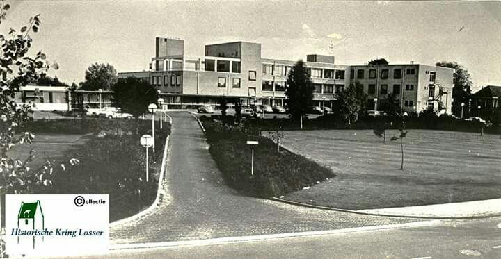 Dinkel ziekenhuis   1976