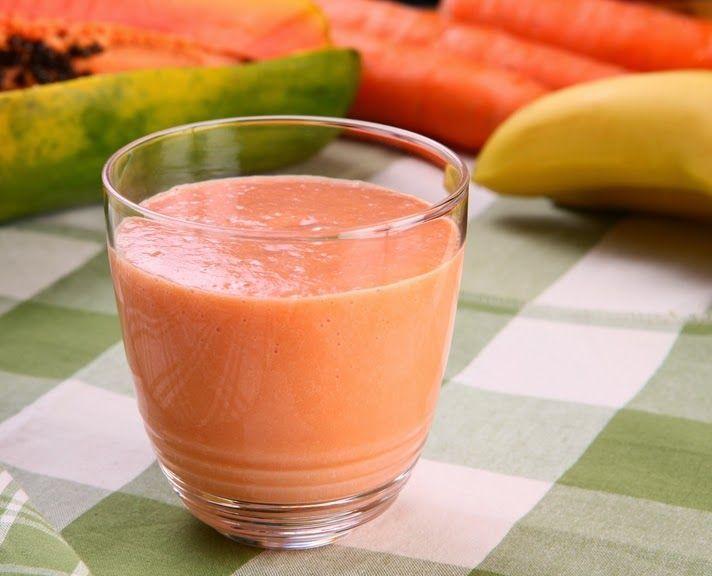 beneficios da vitamina de banana e mamao