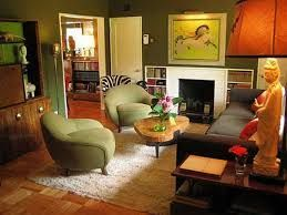 Apartment Decorating Brown Couch living room with brown couch red walls - google search | living