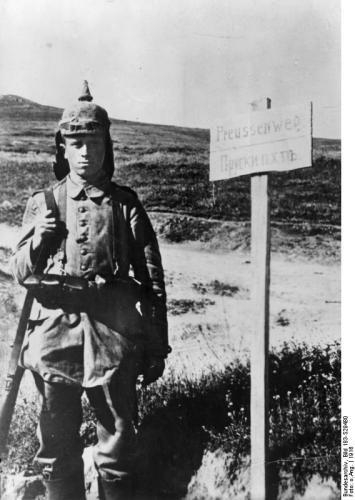 WW I, Bulgaria