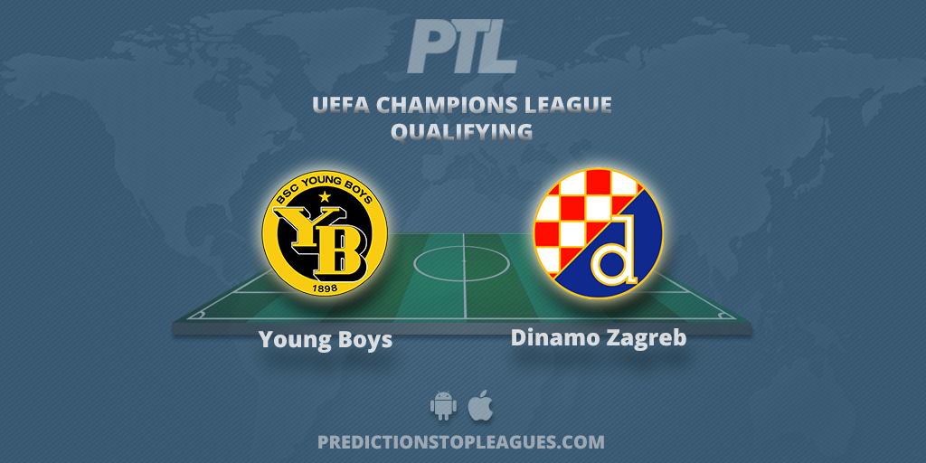 Uefa Champions League Qualifying 20 00h Gmt Youngboys Vs Dinamozagreb Click Here To Get The Game Uefa Champions League Top League Upcoming Matches