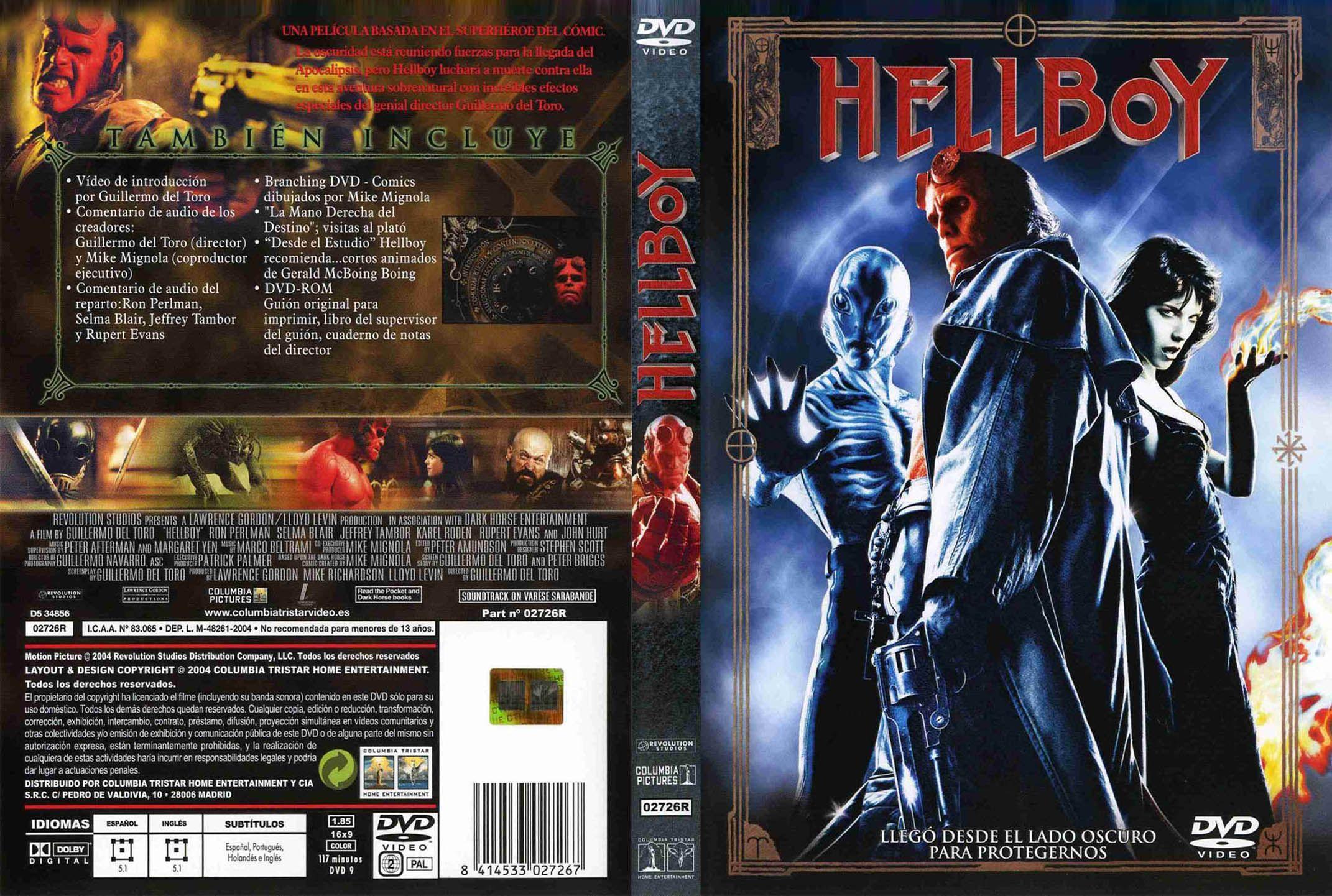 formato caratula dvd