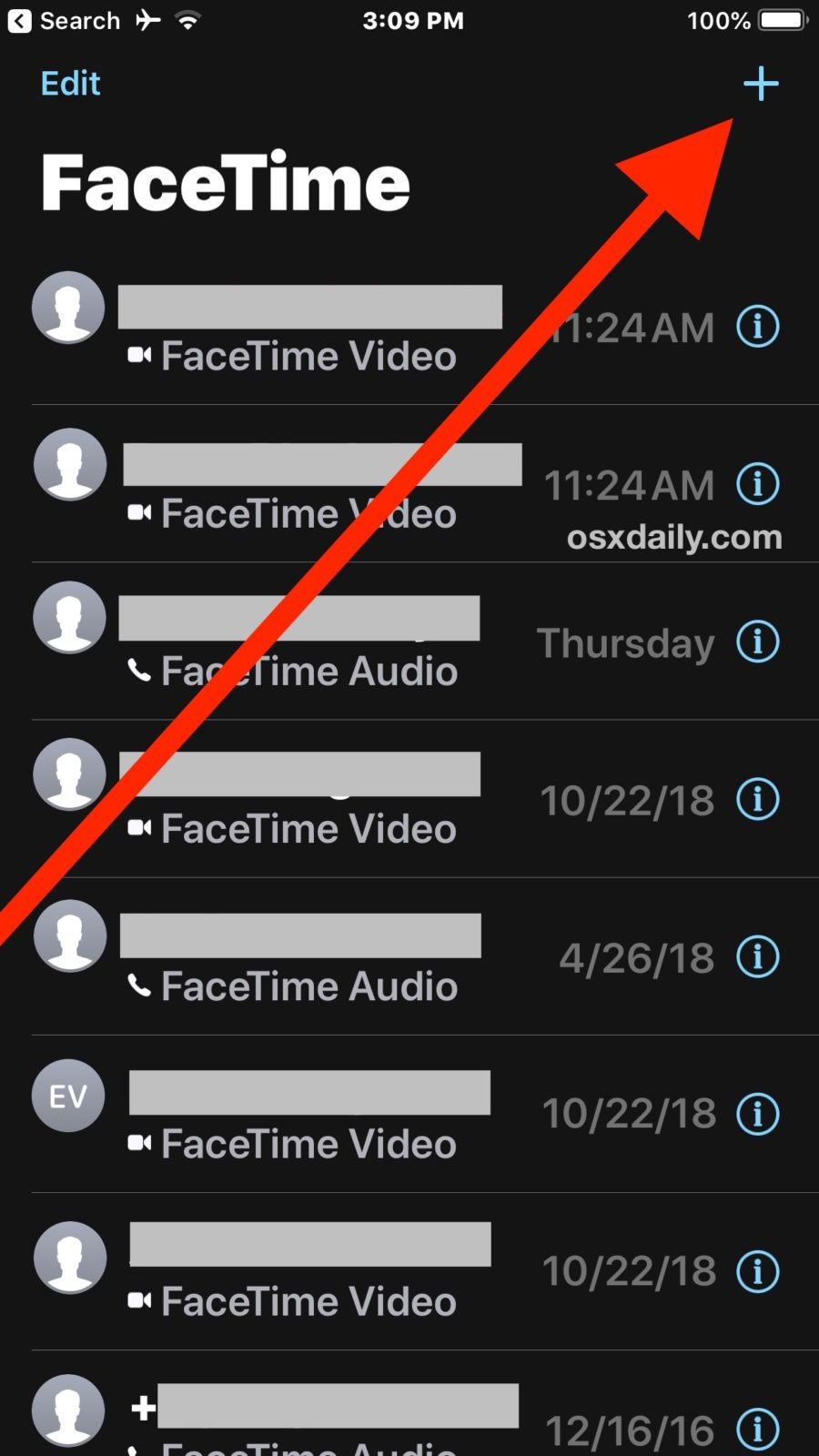 How to Use Group FaceTime on iPhone & iPad Facetime, Iphone