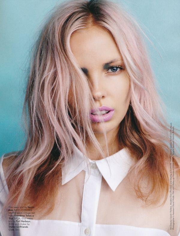Blushing Blonde Inspired By Batiste S Blush Dry Shampoo Www Batistehair Com Au Hair Sweeeeet Color Peach Hair Hair Romance Hair Inspiration Color