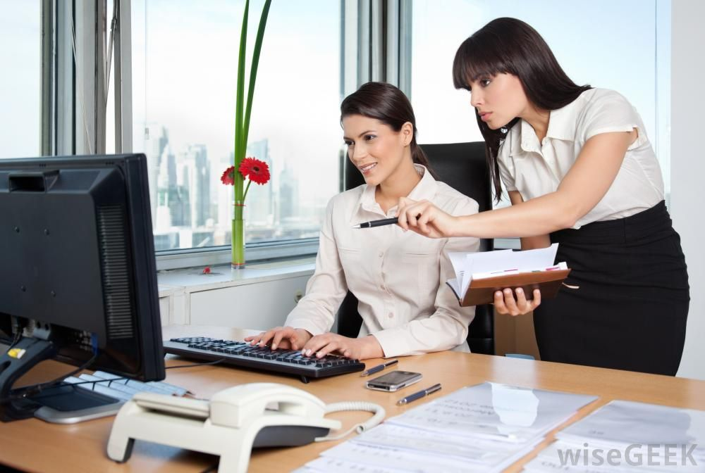 Defining efficiency in admins and executive assistants