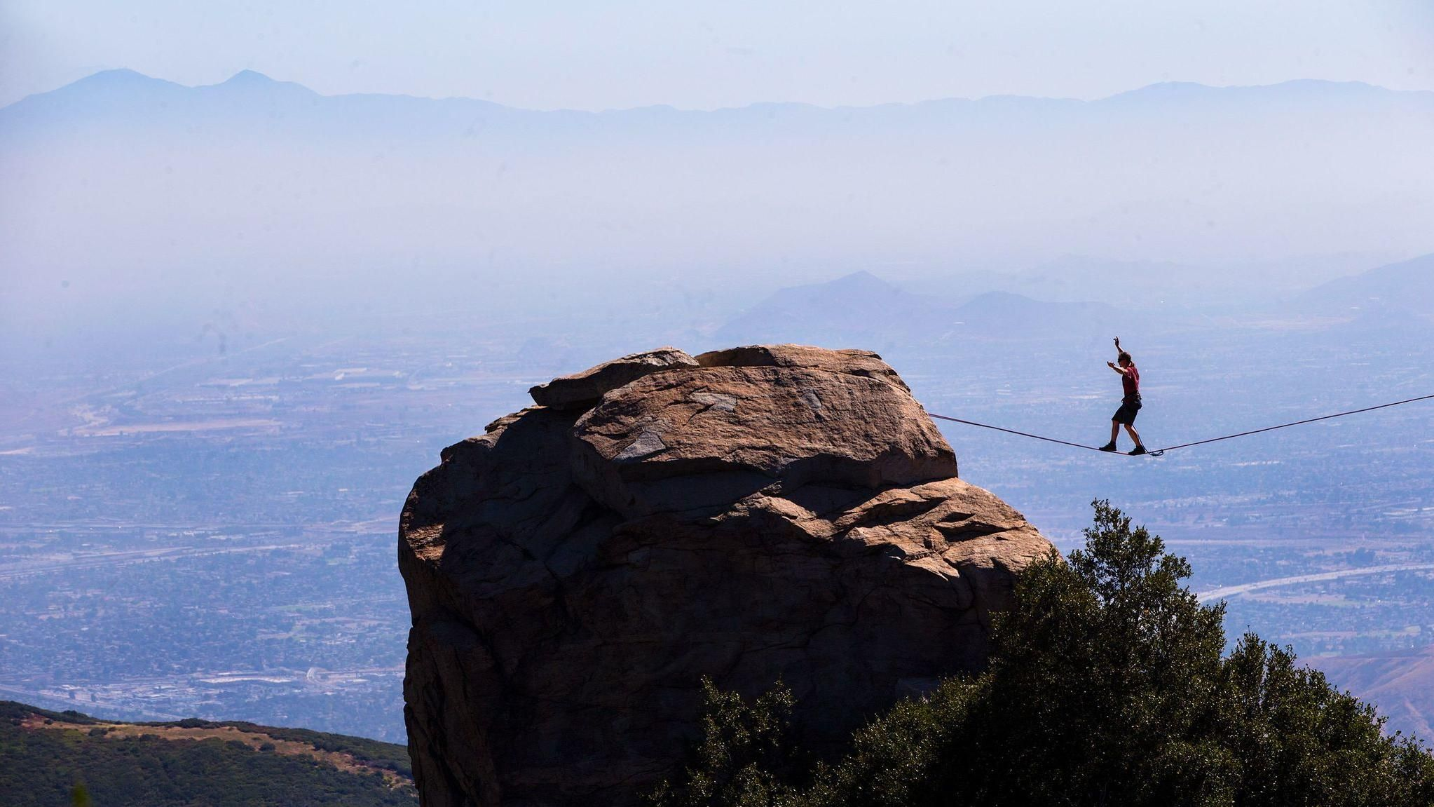 Southern california smog worsens for second straight year