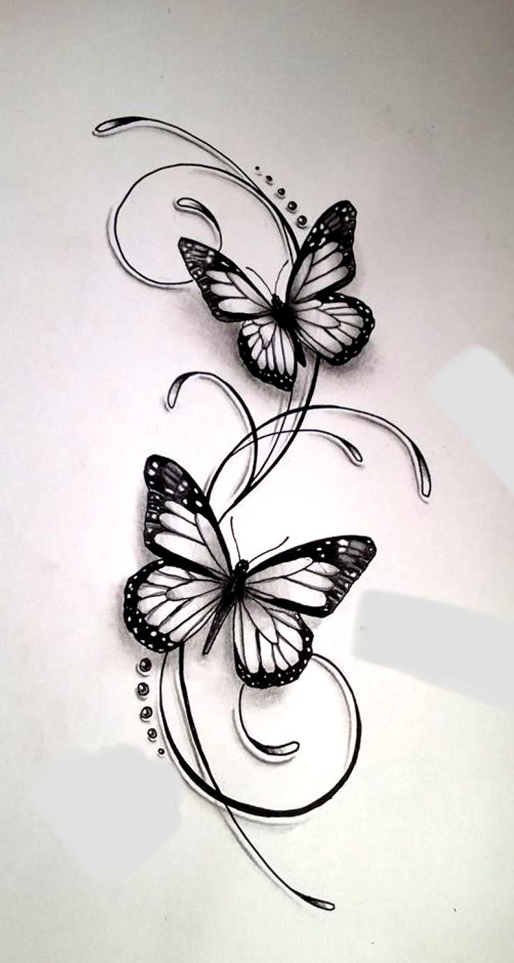 Das Schmetterling Tattoo Welche Bedeutung 5