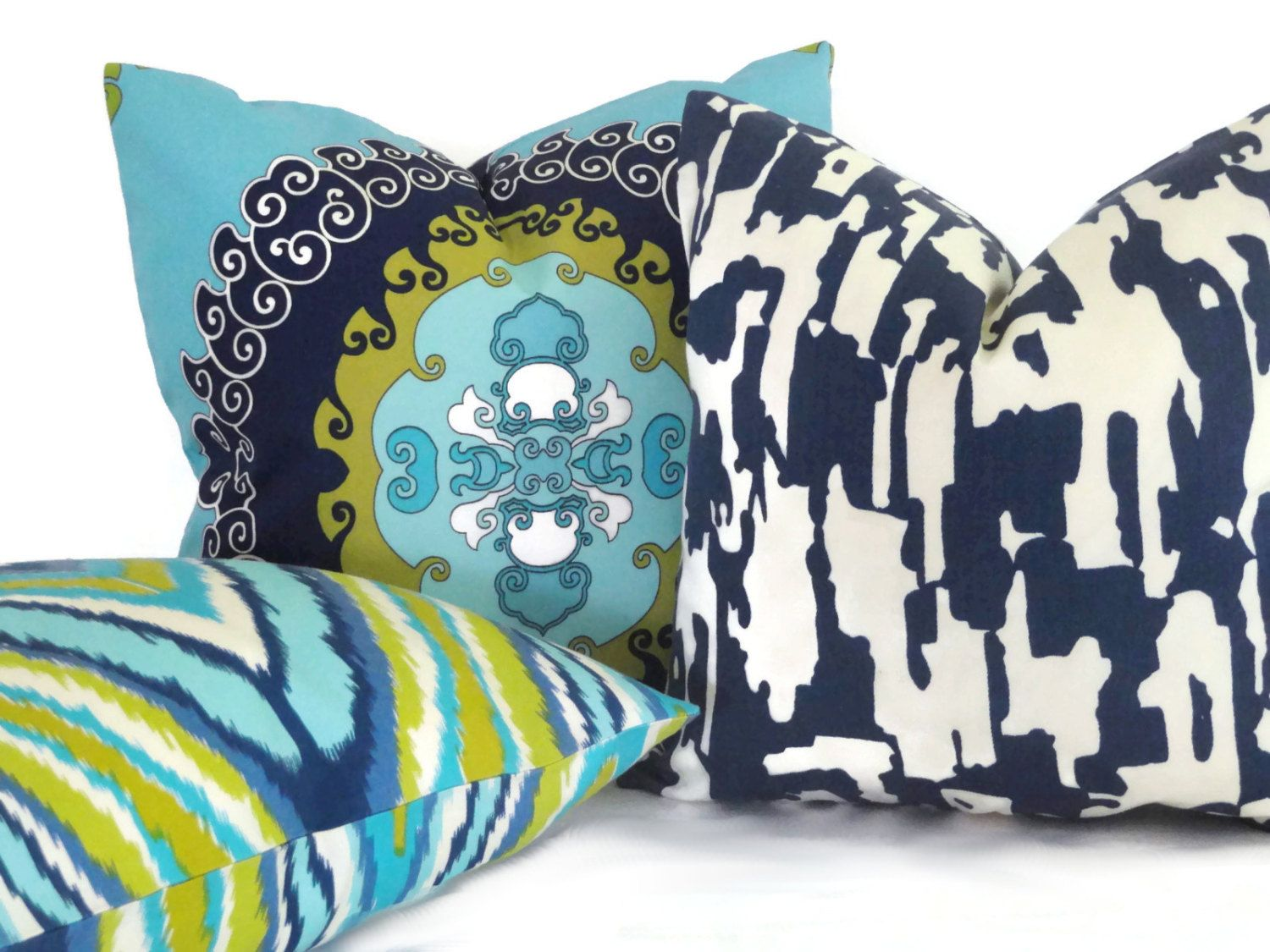zag trina pillow x decorative black trellis turk zig pillows