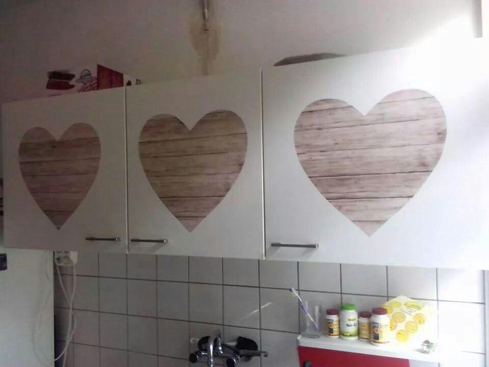 Plakfolie plakfolie pinterest kleine keukens for Plakfolie decoratie