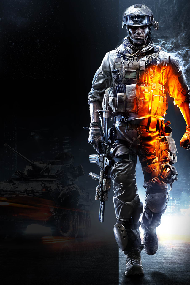 Battlefield 3 Iphone Wallpaper By Dseo Iphone Wallpaper Army Wallpaper Military Wallpaper