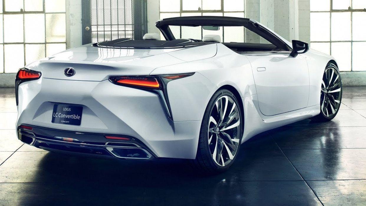 2020 Lexus Lf Lc Price