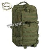 Rucksack US Assault Pack II oliv: Der Rucksack US Assault Pack II ist ein funktioneller Rucksack für kleine bis mittlere Touren und dank…