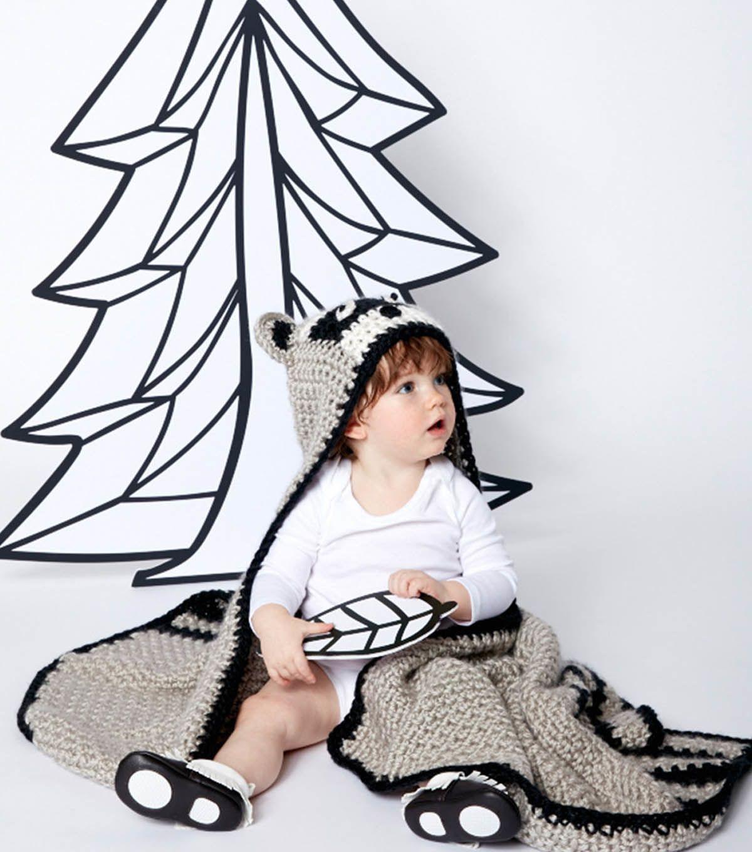 Lil\' Bandit blanket | Baby patterns | Pinterest