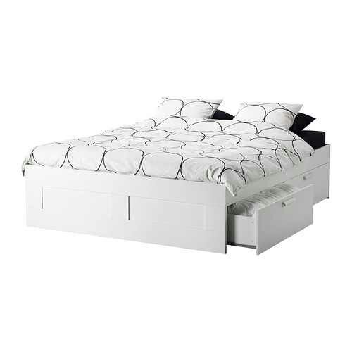 Ikea Queen Bed Frame With Storage Ikea Bed Frames Bed Frame