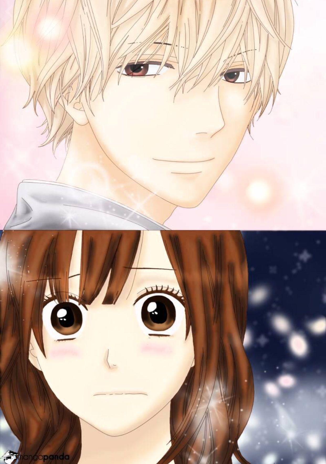 Manga Ookami Shoujo to Kuroouji ️ manga_eminem