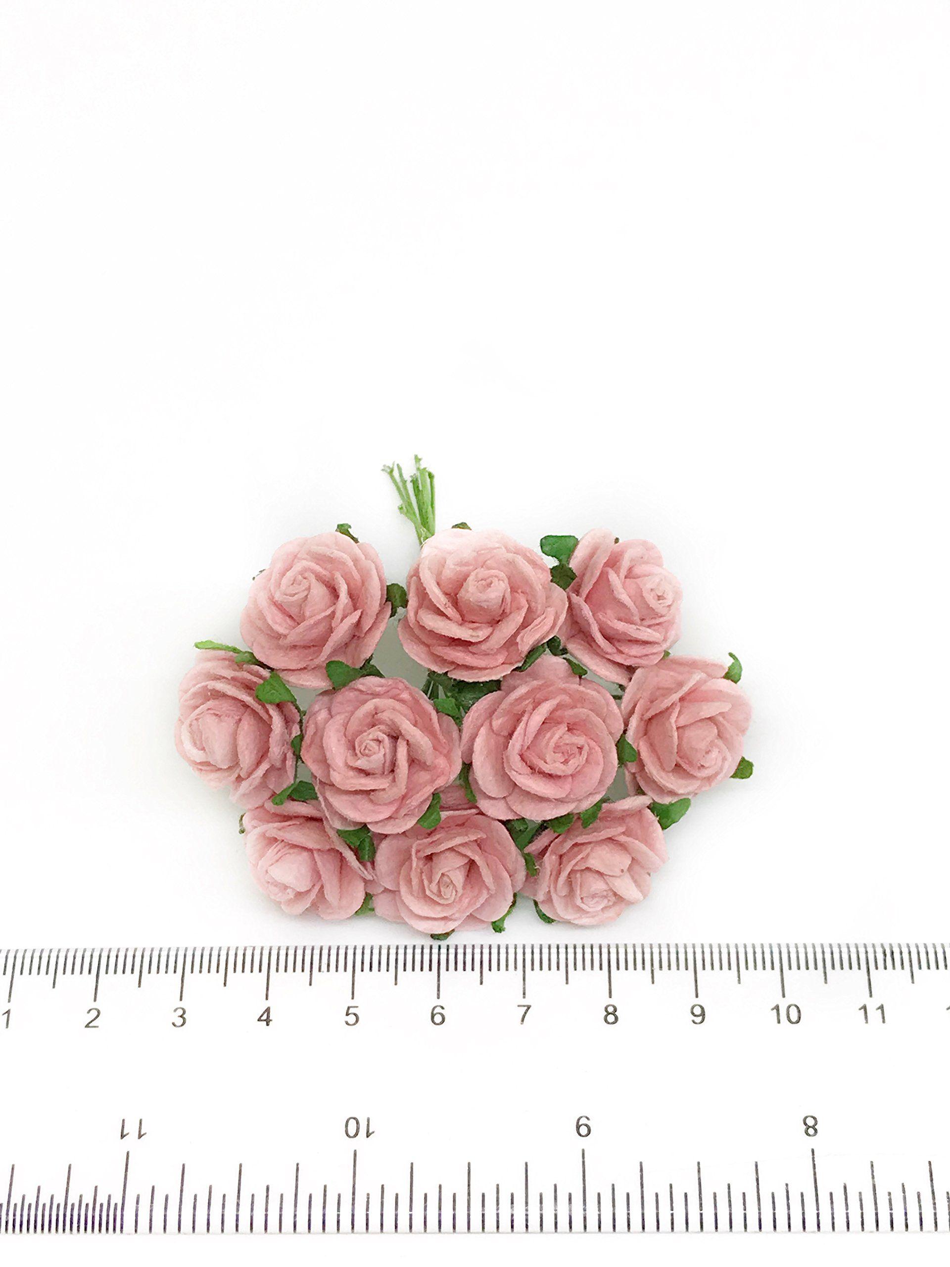 2-Pieces Mini Rose Floral Bouquets