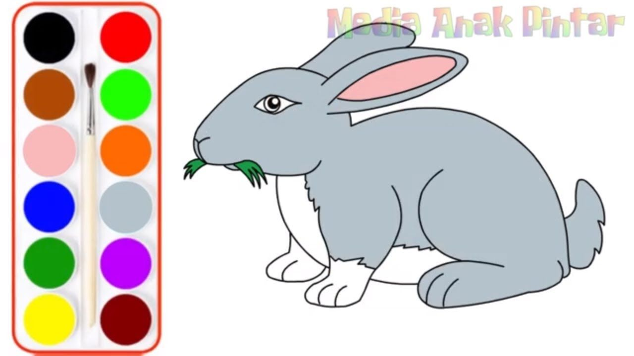 Pin Di Belajar Menggambar Dan Mewarnai Untuk Anak Paud TK SD