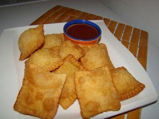 La Cocina Guayanesa de Mamaita: Pastelitos Guayaneses