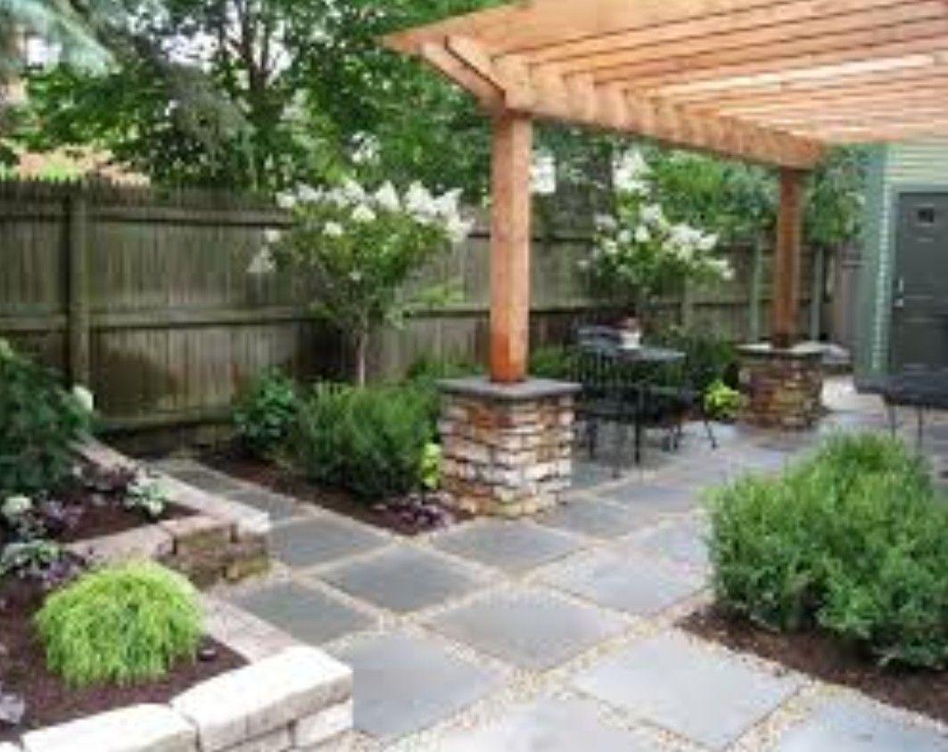 Garden By Dana Nygaard Pergola Patio Backyard Patio Backyard Design