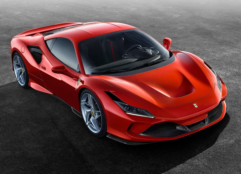 2020 Ferrari F8 Spider , 2020 Ferrari F8 Spider, 2020