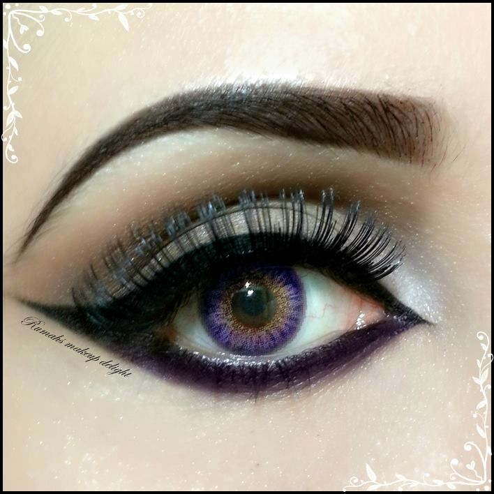 Wedding Makeup Looks Smokey Eyes : Beautiful Smokey Eyes Makeup Party tips pictures Open Eye ...