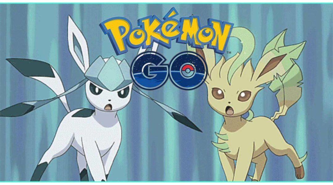 Pokemon go does the name trick work for glaceon and