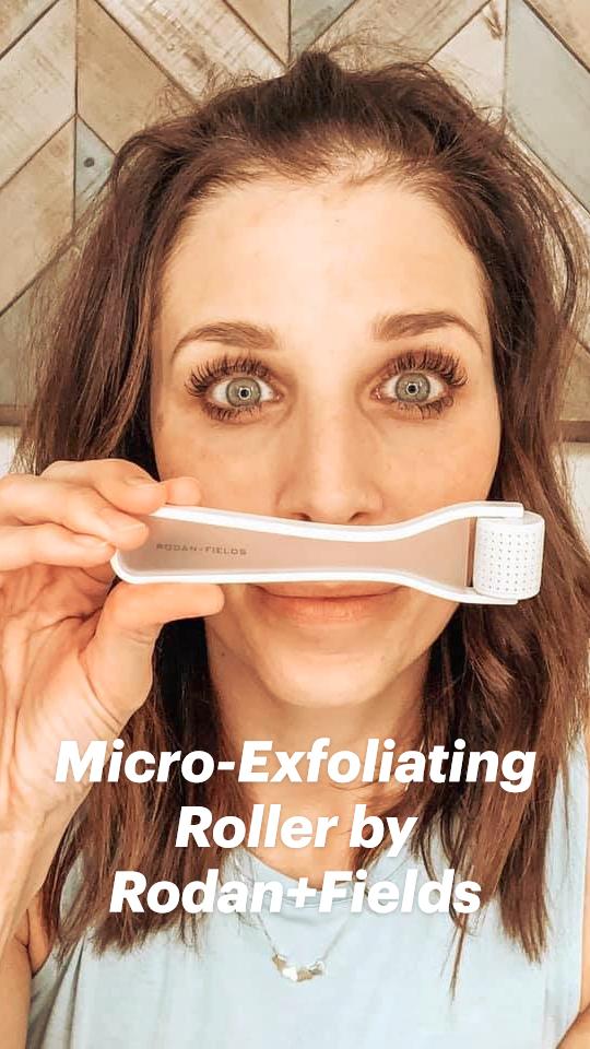 Micro-Exfoliating Roller by Rodan+Fields