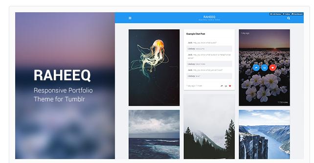 28 best responsive tumblr themes