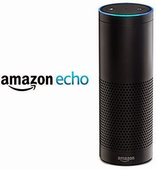 What's About New Product of Amazon-Echo?