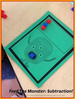 The Kindergarten Smorgasboard