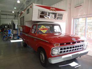 1965 Dreamer Mint Condition The Dreamers Ford Trucks Hiawatha