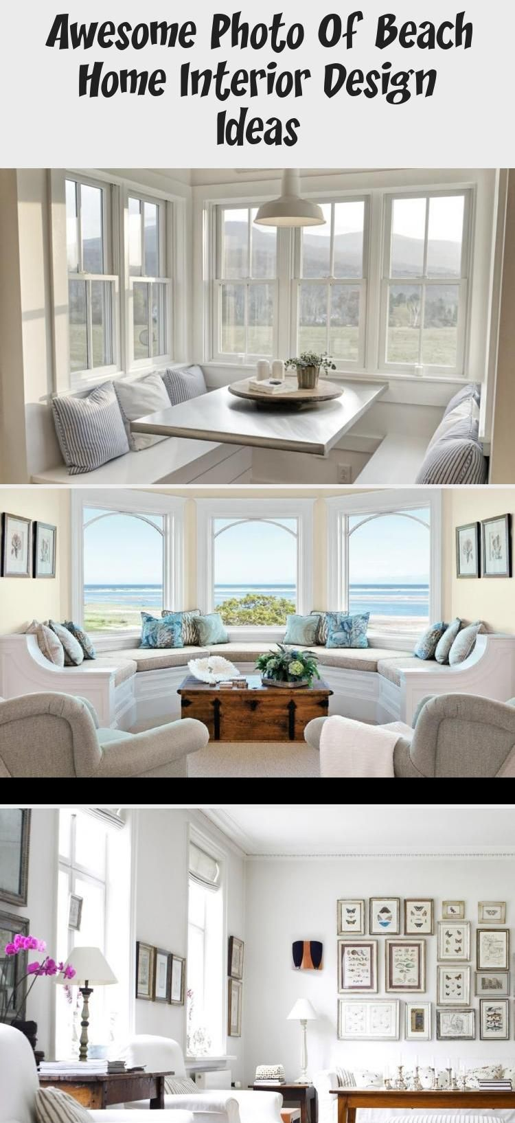Awesome Photo of Beach Home Interior Design Ideas. No matter what kind of dwelling you decide to call home, you can produce an inspired, beach house haven by incorporating color, wooden accessories, fr...,  #beachhomeinteriordesignideas #beachhousesinteriordesignideas, #InteriorDesignLuxury #InteriorDesignIdeen #BohoInteriorDesign #VintageInteriorDesign #InteriorDesignClassic