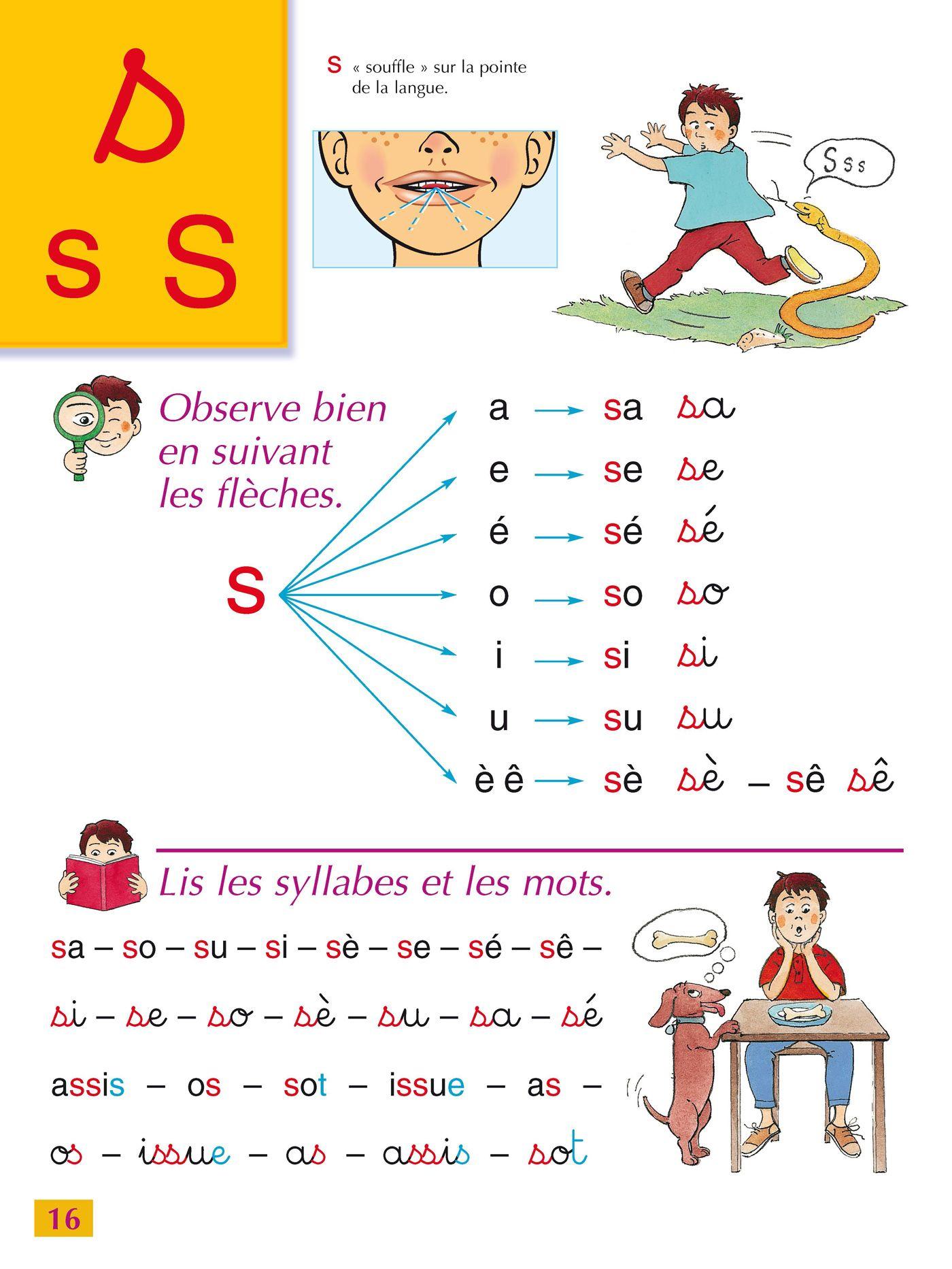 Gut gemocht J'apprends à lire avec Sami et Julie | Primaire-Français 10  ZB43