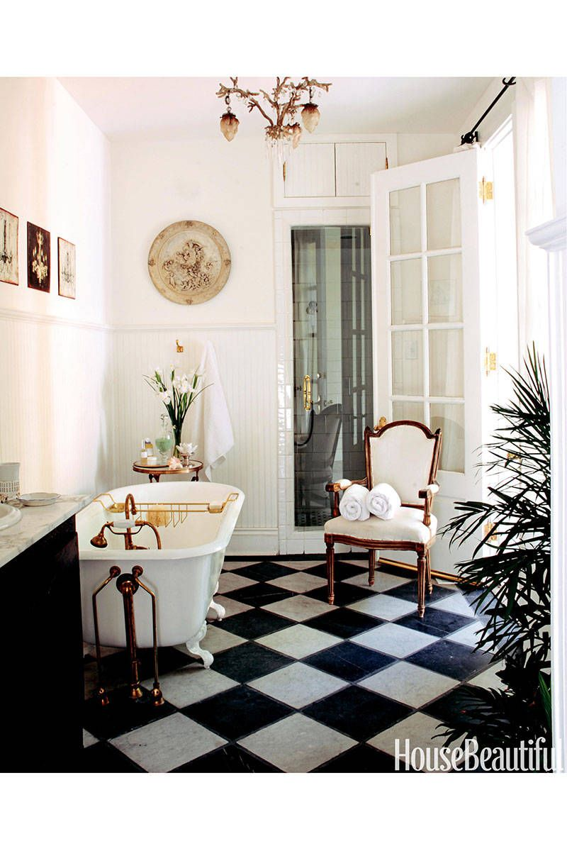 Boho Master Bathroom Color Schemes