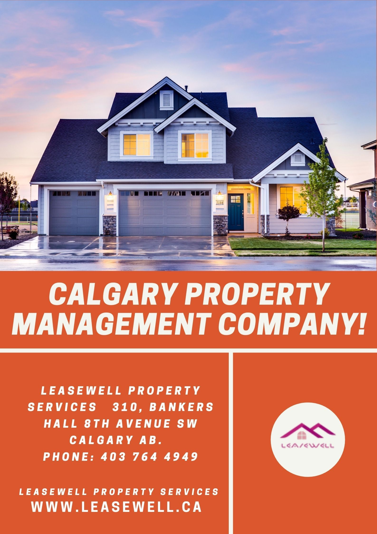 Calgary Property Management Company Property Management Rental Property Management Property Marketing