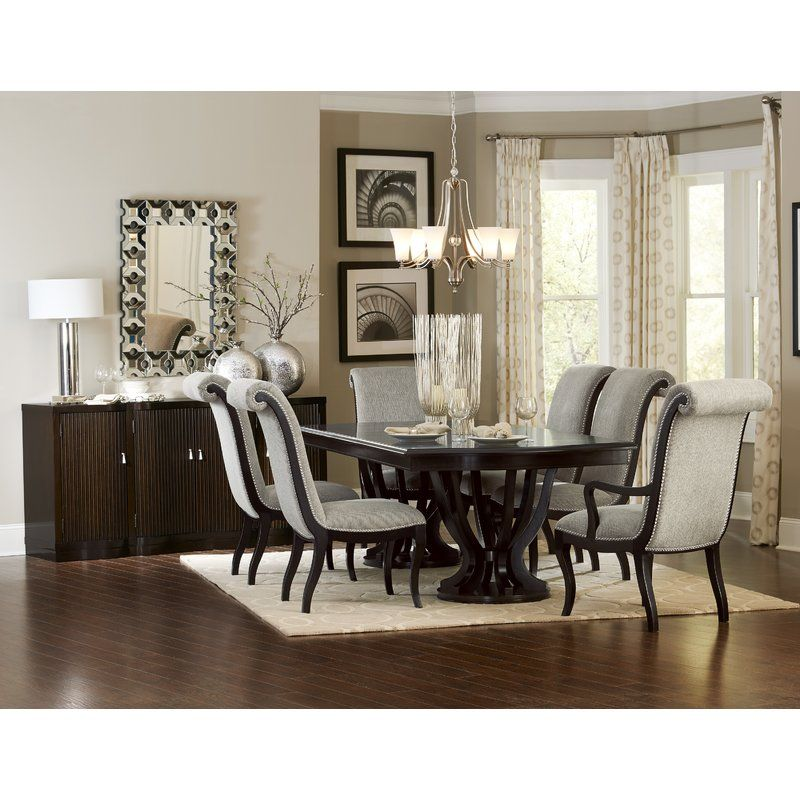 Baypoint Dining Table Round Dining Room Sets Round Dining Room Dining Room Sets