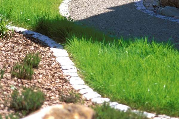 Rasenbegrenzung Mit Englischer Kante Rasenkanten Garten Und Outdoor Beetumrandungen