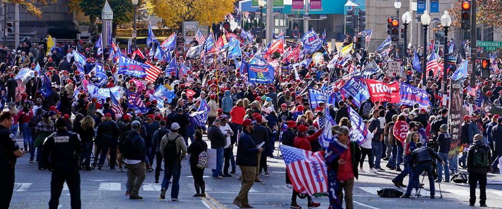 Riots Demonstrations