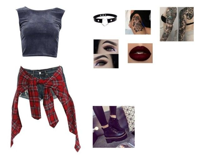 """Untitled #33"" by valen666 ❤ liked on Polyvore featuring rag & bone/JEAN, R13 and SouthBay Shoes"