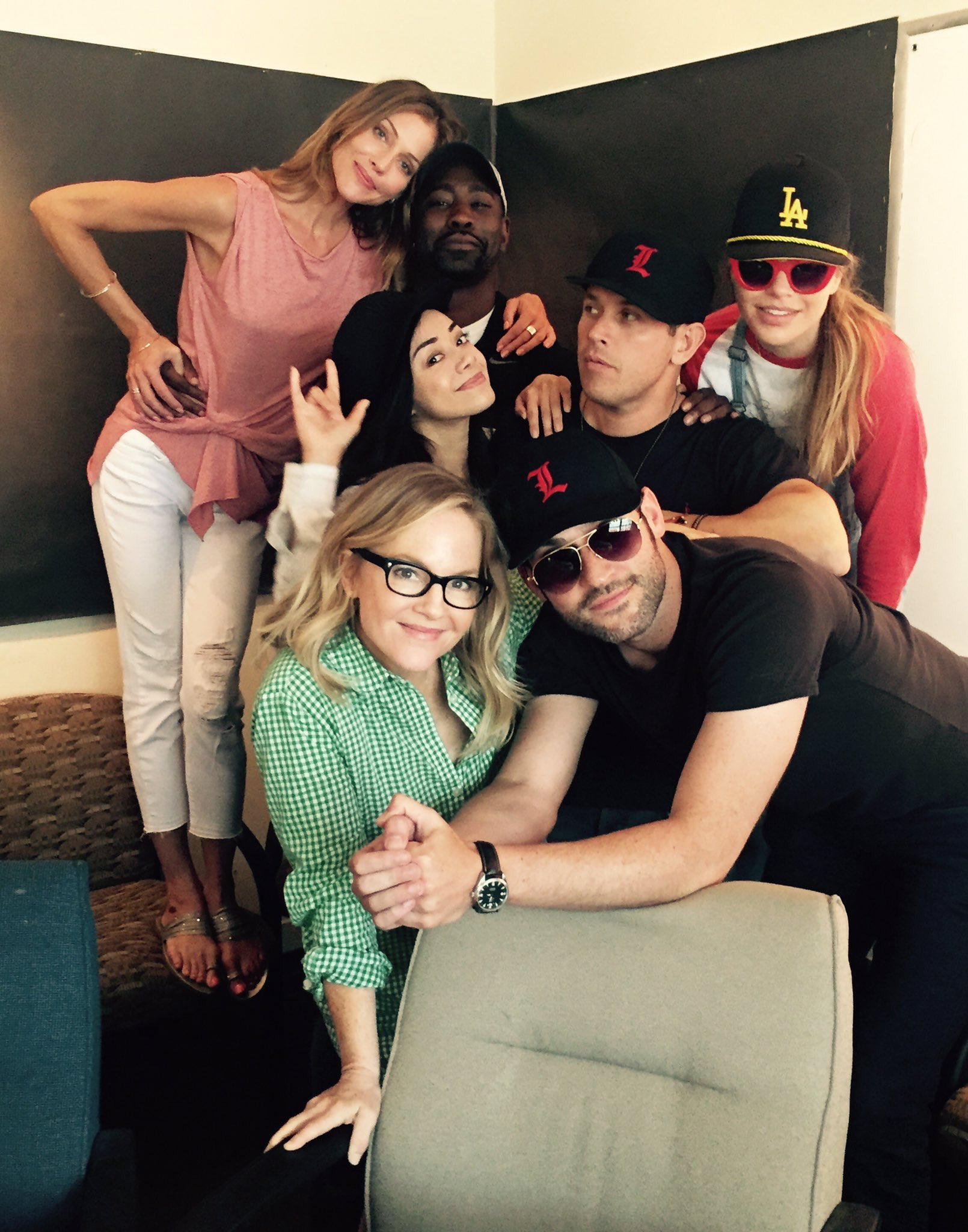 FAMILY. // The cast of Lucifer #luci