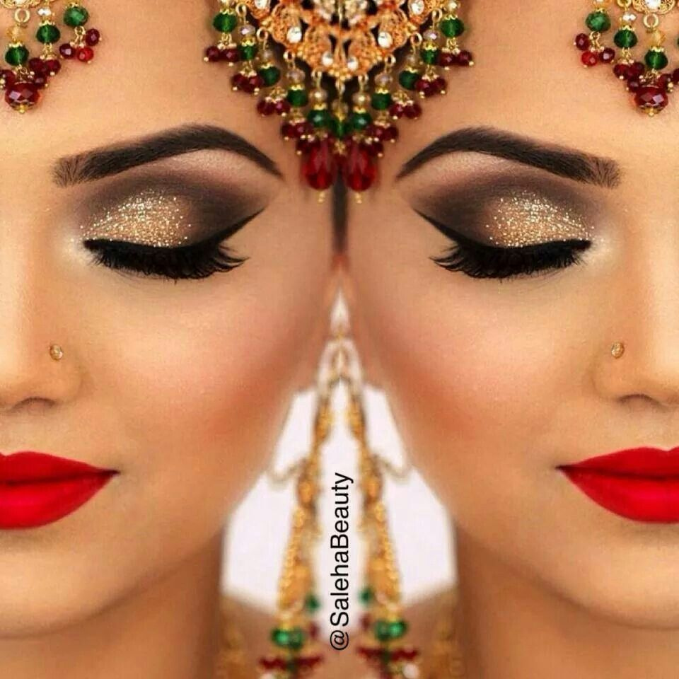 eye makeup for wedding party the 25 best indian makeup for wedding ideas on 3961