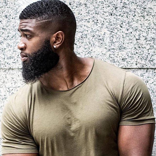 Pin on Beard care for black men