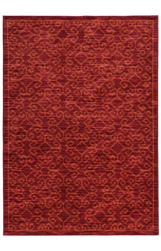 Oriental Weavers Harper 40249 Red Rug Rugs, Red rugs