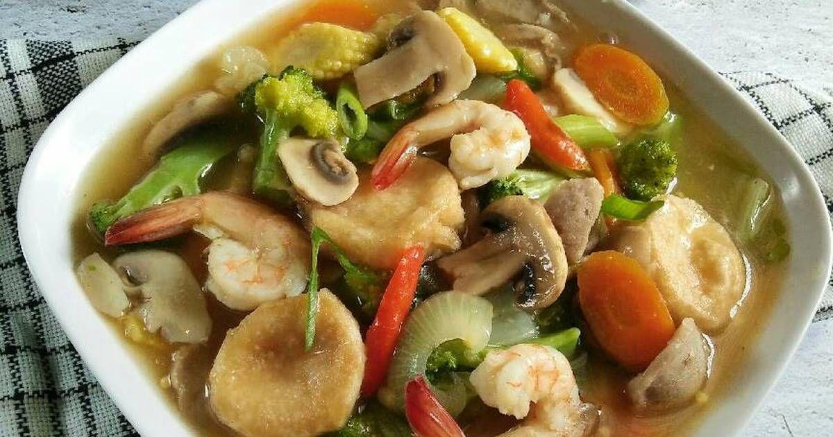 Resep Sapo Tahu Special Pr Asianfood Oleh Dapurvy Resep Resep Makanan Resep Masakan Masakan