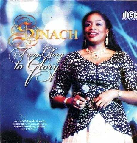 Sinach - From Glory To Glory - CD