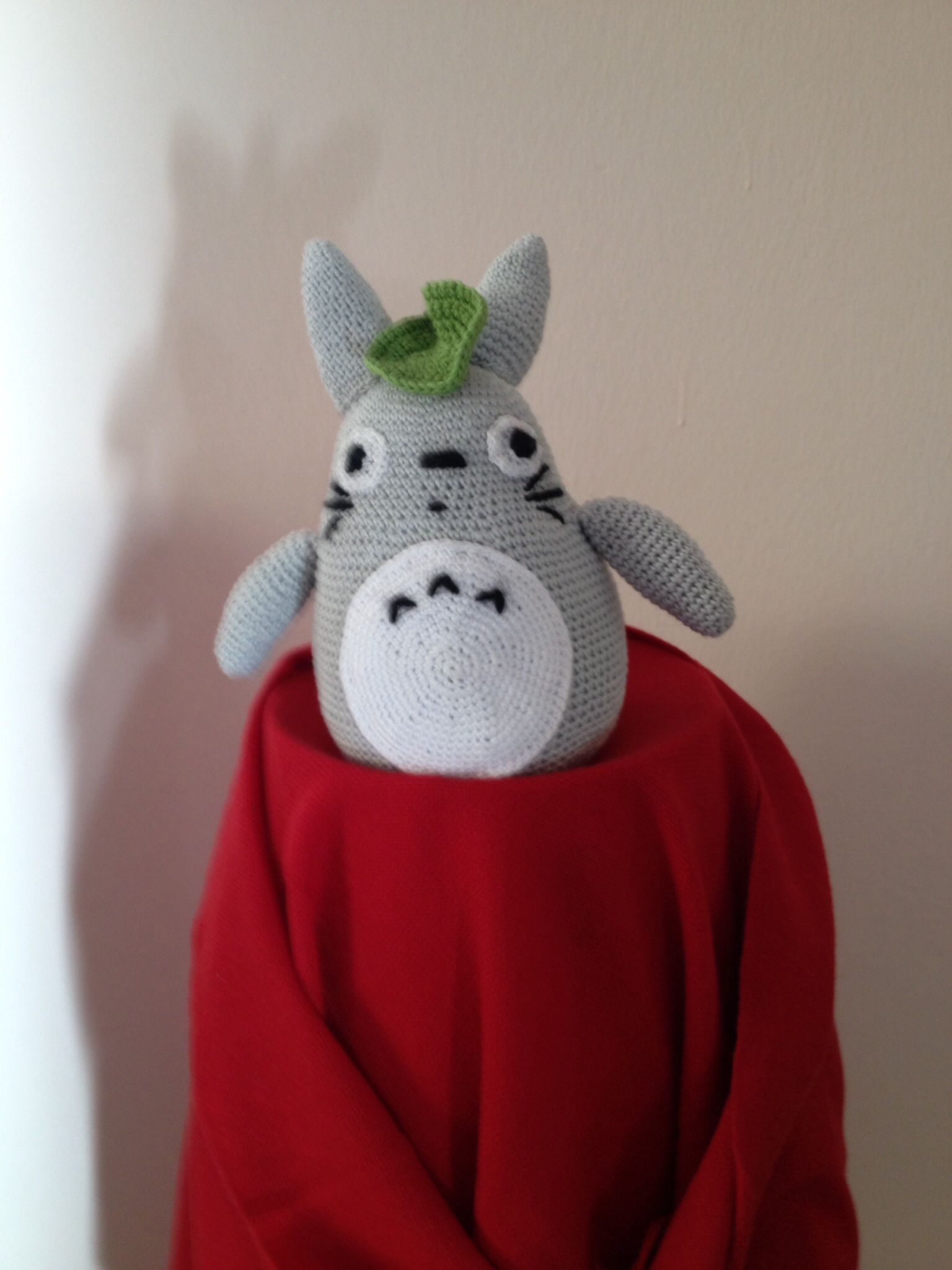 My first Totoro