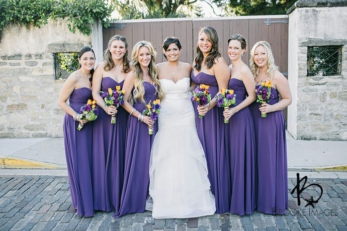 Allure bridesmaids weddingdress pinterest allure bridesmaid loved the allure bridesmaid dresses junglespirit Gallery