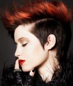 women hair trends...